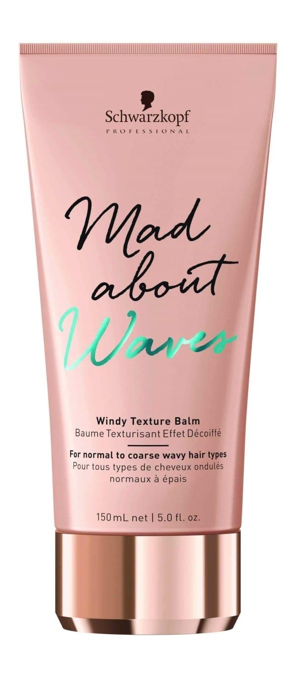 קרם מגדיר גלים לשיער רגיל עד עבה